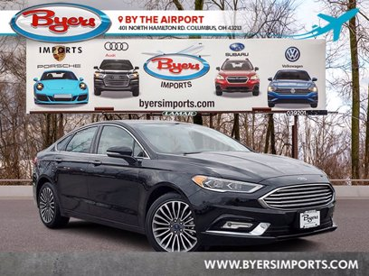 Photo Used 2017 Ford Fusion SE for sale