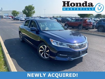 Photo Used 2017 Honda Accord EX-L for sale
