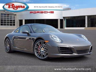 Photo Used 2017 Porsche 911 Carrera 4S for sale