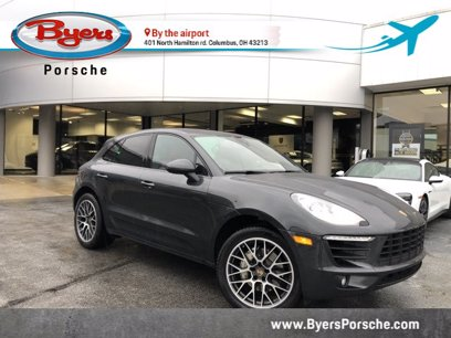 Photo Used 2017 Porsche Macan S for sale
