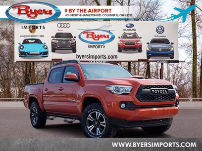 Photo Used 2017 Toyota Tacoma TRD Sport for sale