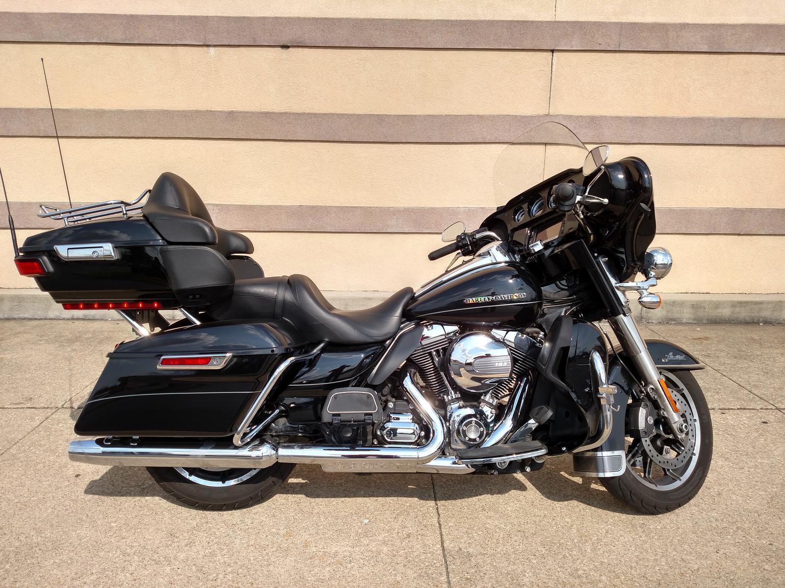 Photo 2014 Harley-Davidson FLHTK ELECTRA GLIDE ULTRA LIMITED $14499