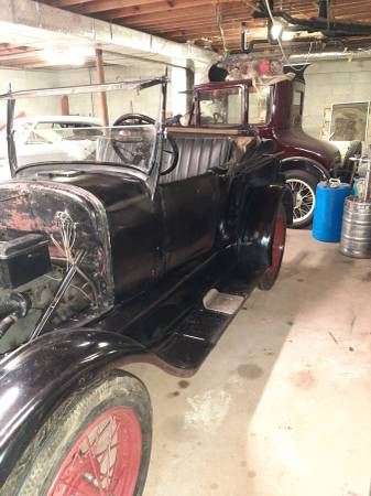 Photo 1927 Ford model T roadster truck - $10000 (Roswell)