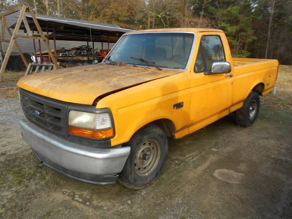 Photo 1980 thru 1996 Ford F150, F250, F350 SELLING PARTS - $1 (Forest Park, Ga.)