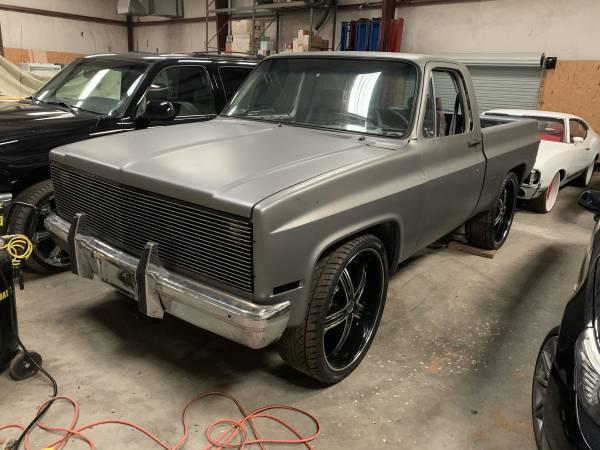 Photo 1985 Chevrolet C10 - $4500 (Conyers)