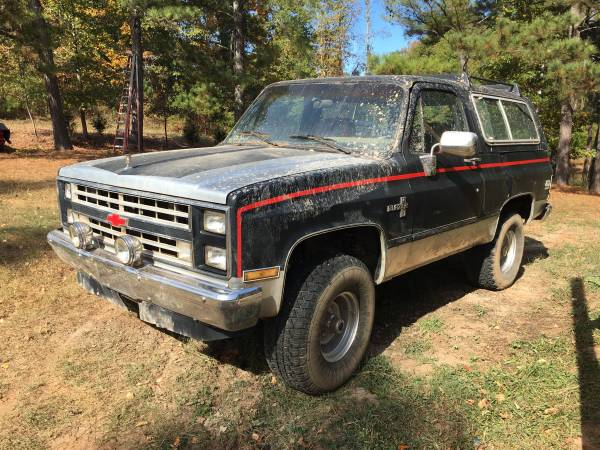 1986 chevy k5 blazer mud truck trail rig 2900 cumming ga 30028 cars trucks for sale atlanta ga shoppok 1986 chevy k5 blazer mud truck trail