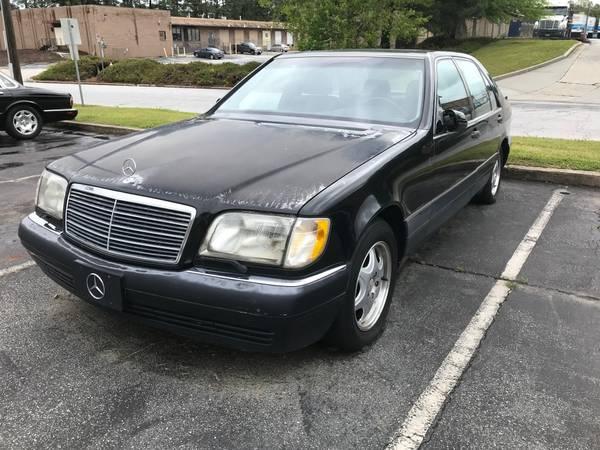 Photo 1995 Mercedes Benz S500 - $1800