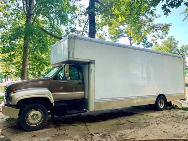 2000 Gmc Box Truck For Sale