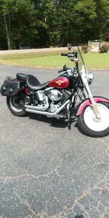 Photo 2004 Harley Davidson Fat Boy - $6,200 (Gainesville Ga)