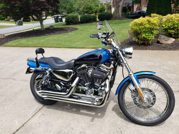 Photo 2004 Harley Davidson Sportster 1200 - $4,700 (Suwanee)