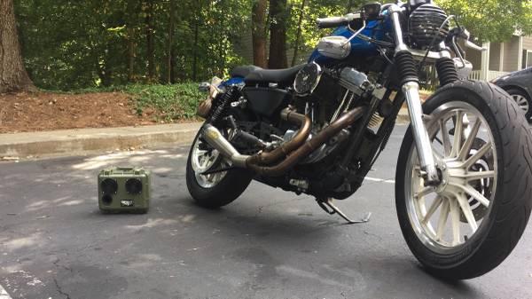 Photo 2004 Harley Davidson Sportster 1200 - $5,400 (Atlanta)