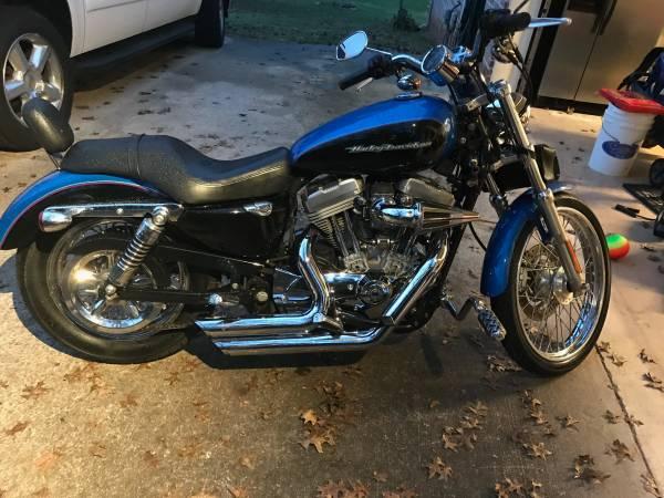 Photo 2004 Harley Davidson Sportster - $4,000 (Covington)