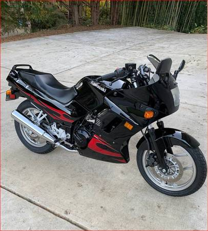 Photo 2007 KAWASAKI EX 250 F - $3,500 (Acworth)