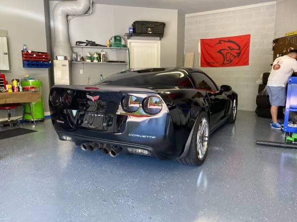 Photo 2008 CORVETTE Z06 WITH MODS - $31000 (Asheville)