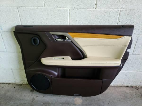 Photo 2013-2015 Lexus RX Right Interior Door Panel - $100 (Sandy Springs)