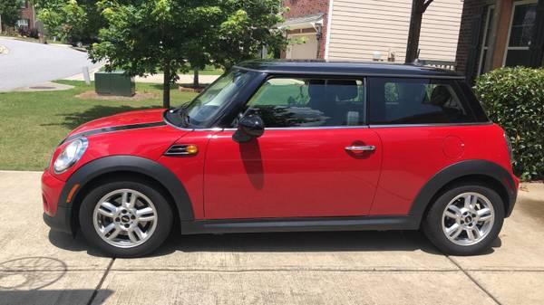 Photo 2013 Mini Cooper (Red) for sale - $9,700 (cumming)