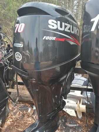 Photo 2015 70 hp 4 stroke Suzuki (Pendleton)