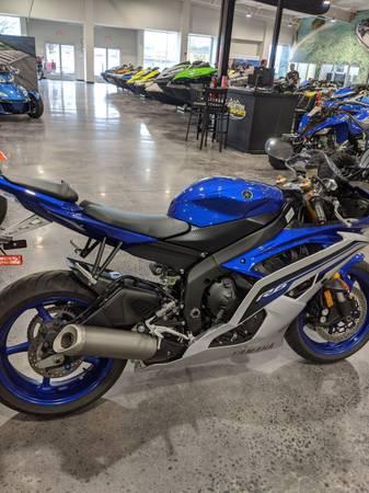 Photo 2016 Yamaha YXF-R6 - $7499 (Roswell)