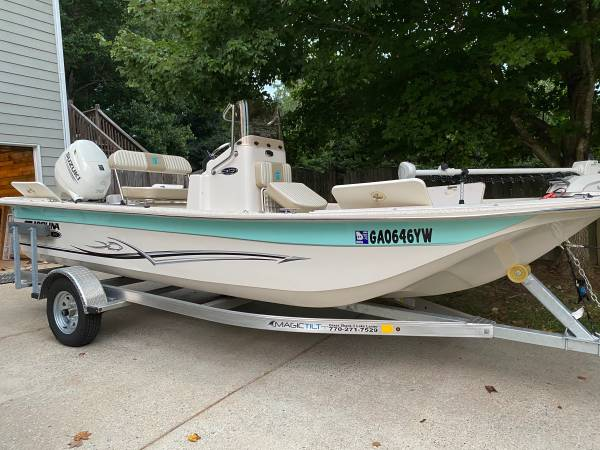 Photo 2018 Carolina Skiff 18 JVX Center Console Fishing Boat - $24,400