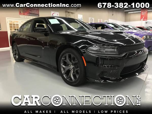Photo 2019 Dodge Charger GT Black low miles - $27,000 (tuckerfinancing avaialble)