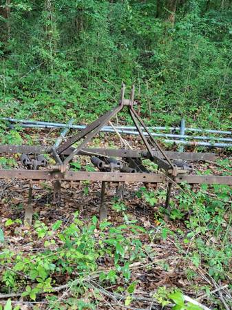 Photo 3 point Spring plow - $400 (Covington)