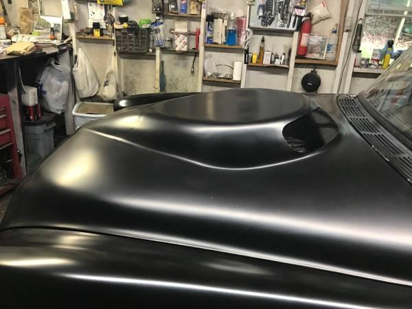 Photo 55 Chevy Steel Hood - $850 (CummingCanton,GA)