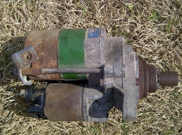 Photo 92-00 Honda Civic Starter motor del sol D16 D15 - $30 (AlpharettaCumming)