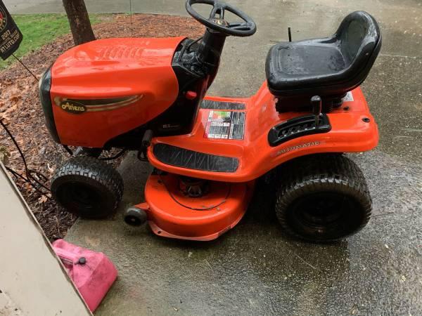 Photo Ariens Riding Mower - $450 (Marietta)