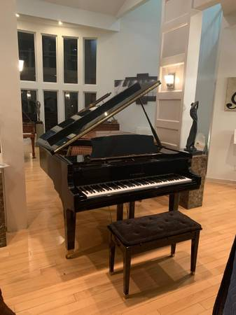 Photo BALDWIN GRAND PIANO in NEAR MINT CONDITION FREE DELIVERYWARRANTY - $4295 (Woodstock  Alpharetta area)