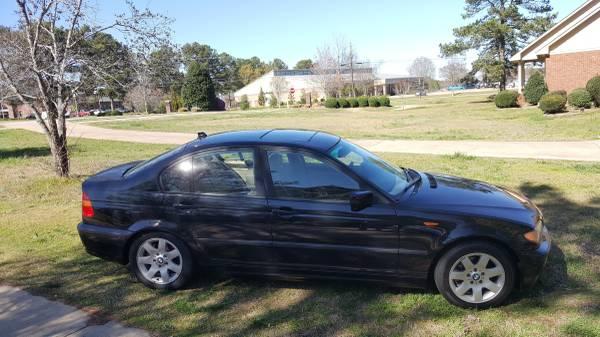 Photo Black 2005 bmw 325I - $1200 (Madison)