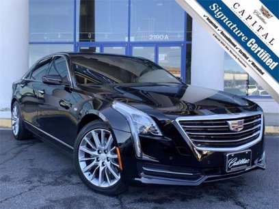 Photo Certified 2017 Cadillac CT6 3.6 AWD for sale