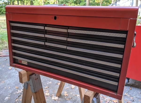 Photo Craftsman Tool Box - $200 (Tucker)