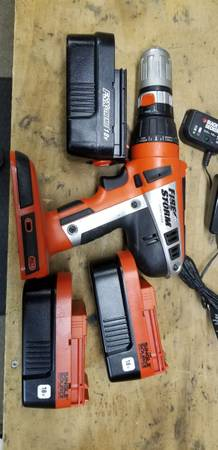 Photo Drill and weed eater - cordless - $20 (Suwanee)