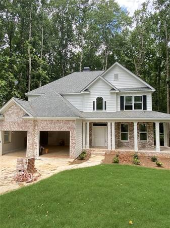 Photo Duluth, CARDINAL LAKE NEW CRAFTSMAN STYLE HOME with OPEN FLOOR PLAN (Duluth)
