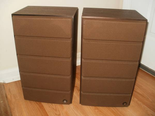 Photo ELECTRONICS  PIONEER SPEAKERS  MINT CONDITION  - $80 (MARIETTA, GA.)