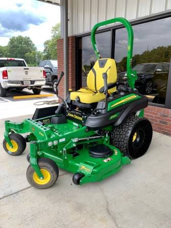 Photo FREE QUOTE FOR ANY JOHN DEERE COMMERCIAL ZERO TURN LAWN MOWER - $1 (ROME)