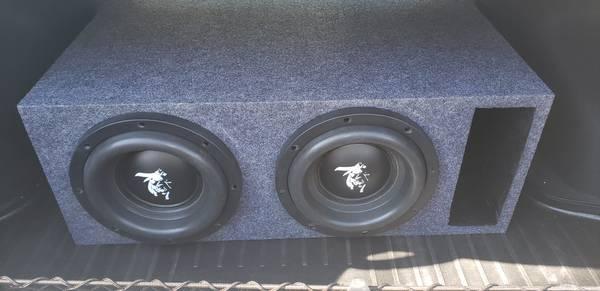 Photo For Sale High End Car audio (Union city, ga)