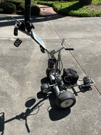 Photo Golf Caddy Remote Control - $400 (Atlanta)