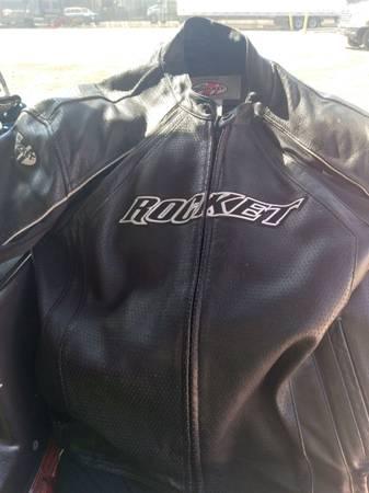 Photo Joe rocket motorcycle jacket. - $75 (Lawrenceville)
