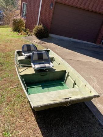 Photo Jon John Boat 1239 Alumacraft - $450 (Gainesville)