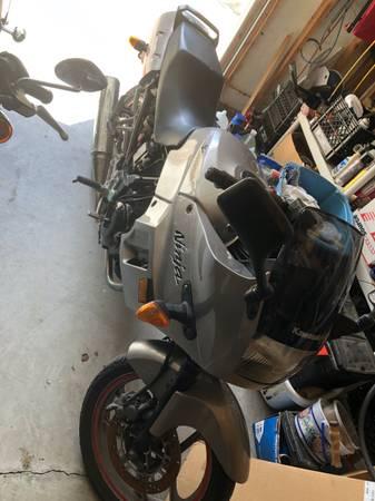 Photo Kawasaki Ninja 250 (2007) - $1,400 (Marietta)