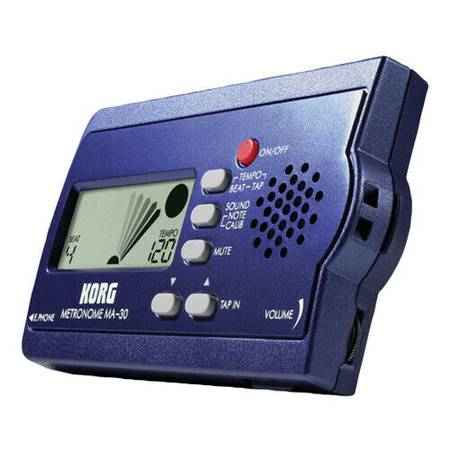 Photo Korg MA-30 Compact Digital Metronome Mint 40 to 208 BPM Plus Reference - $10 (Alpharetta)