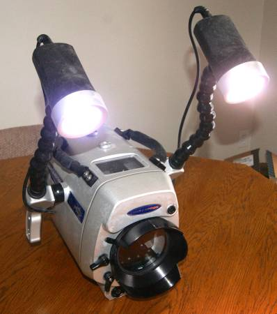 Photo Light  Motion BlueFin Housing for Sony HDR-FX1 (St. Louis)