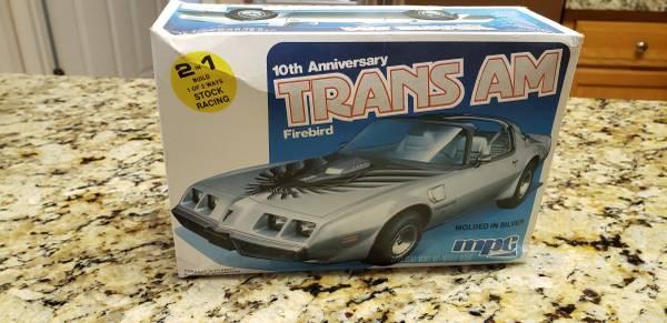Photo MPC 10th Anniversary Trans Am Model - $25 (Marietta)