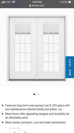 Photo New Screen Door , French door, interior door , exterior Door - $75 (norc)