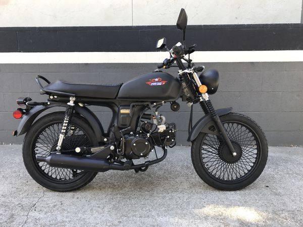 Photo Nostaglia 49cc-Cafe Racer-Street Legal - $1,800 (Atlanta)