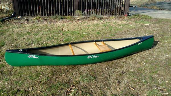 Photo Old Town Pack Canoe - $700 (Blairsville)