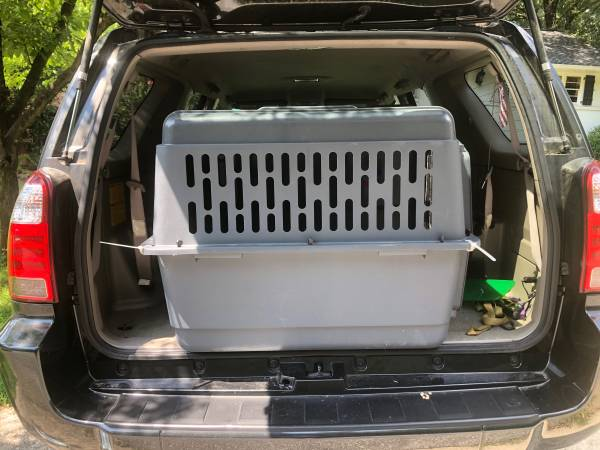Photo Petmate Dog Crate Kennel Large 36 - $75 (Northwest Atlanta)
