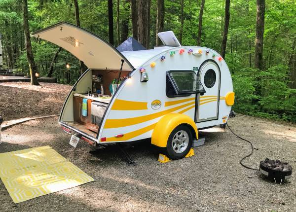 Photo RV Rental by Owner quotTweetquotLittle Guy TG Max teardrop travel trailer - $75 (Atlanta)