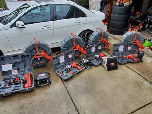 Photo Ridgid see snake sewer camera (Lawrenceville)